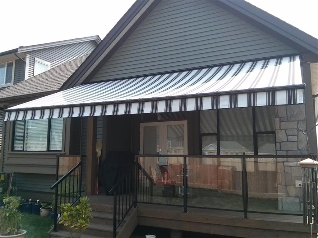 Awnings Primeline Aluminum Patio Cover Amp Awning