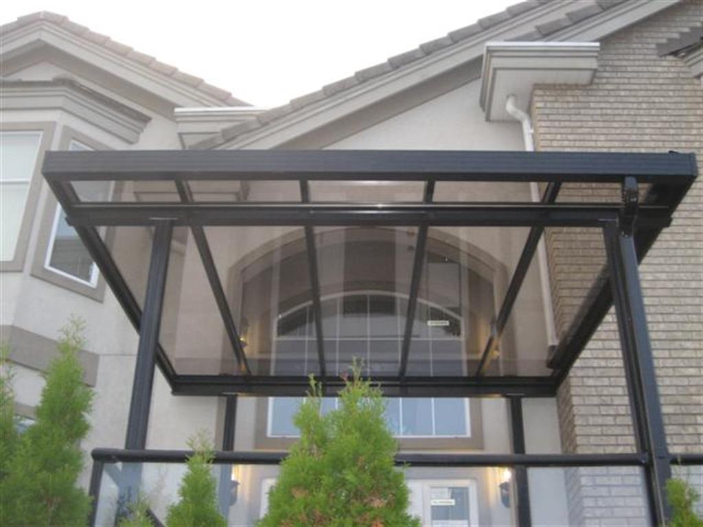 Glass Patio Covers Primeline Aluminum Patio Cover