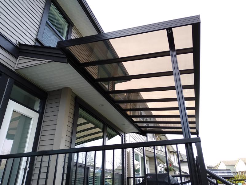 Glass Patio Covers Primeline Aluminum Patio Cover